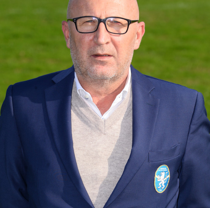 Team Manager Roberto Antonini