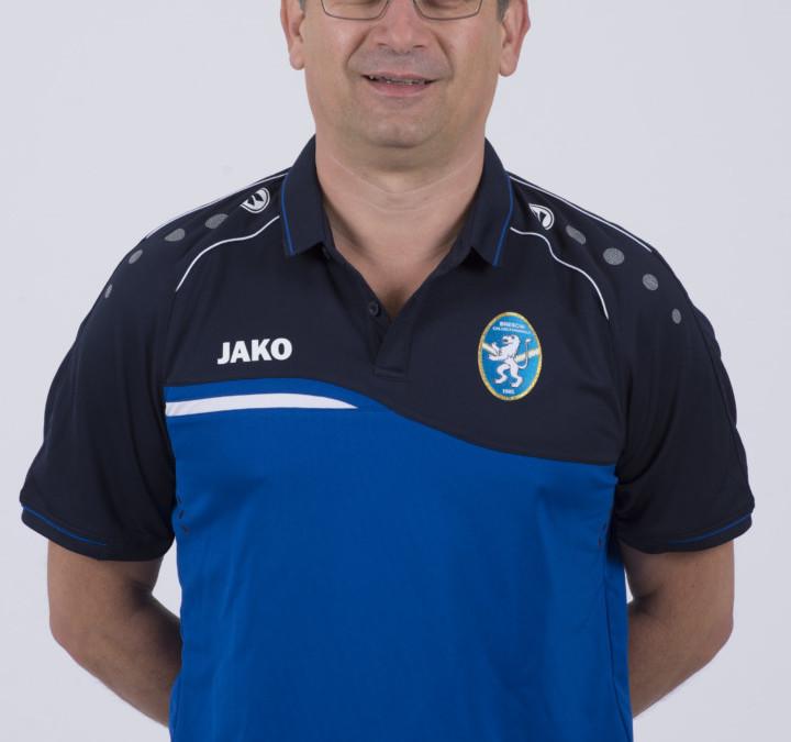 Direttore Sportivo Cristian Peri