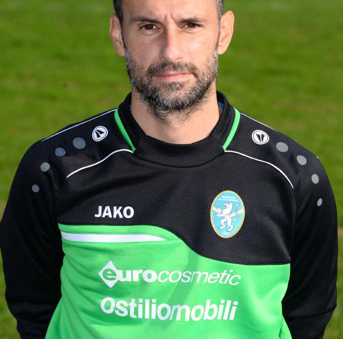 Allenatore Fabio Treccani