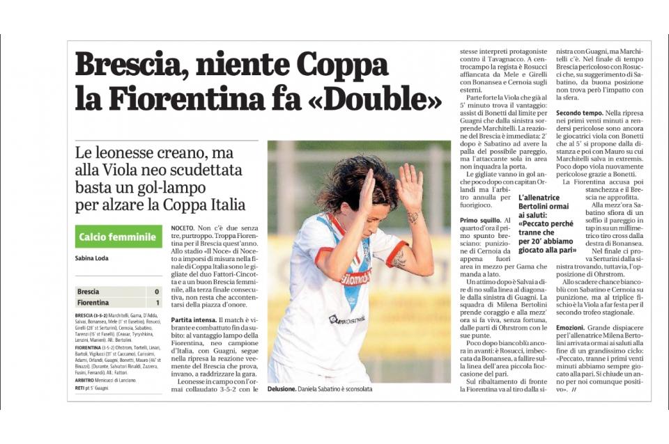 Giornale di Brescia – 17/06/2017