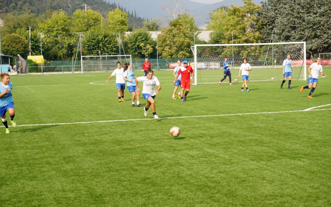 Pink Bari-Brescia Calcio Femminile, la prima di campionato alle porte