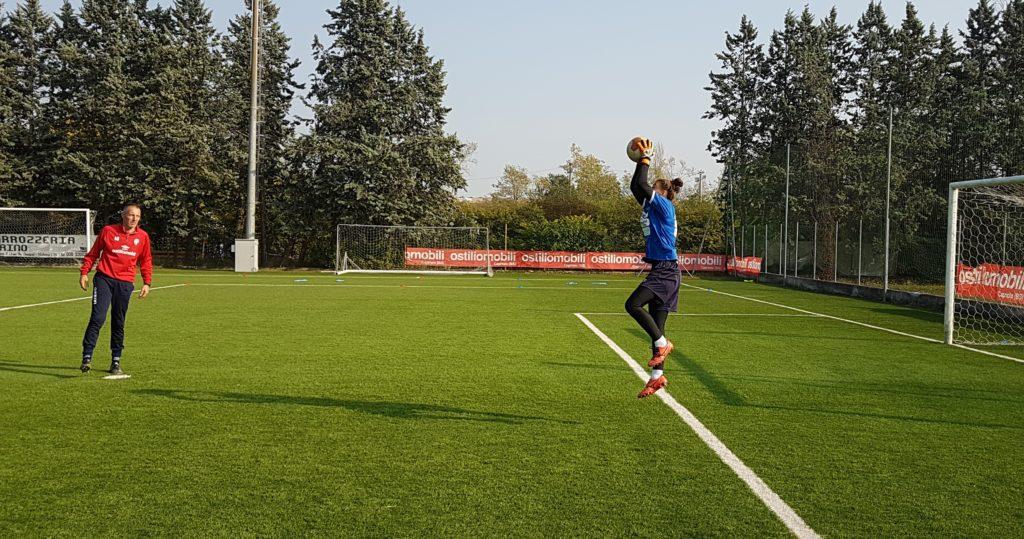 """Valnegri: """"I portieri del Brescia sono una grande sicurezza"""""""