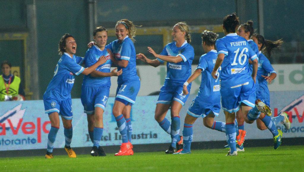 Trionfo Brescia al Rigamonti, 2-0 all'Ajax e ottavi raggiunti!