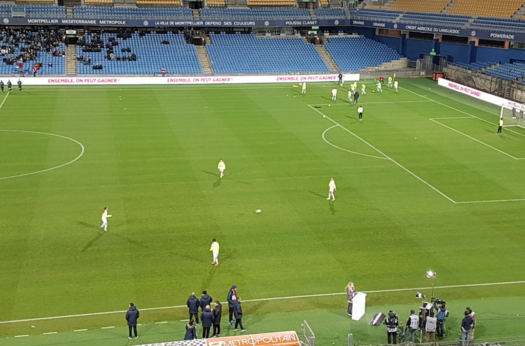 Montpellier HSC-Brescia CF SEGUI IL LIVE