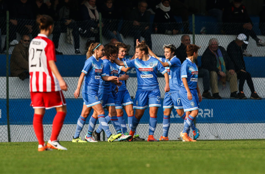 Vittoria del cuore e della fame, il Brescia CF batte 2-1 il Ravenna