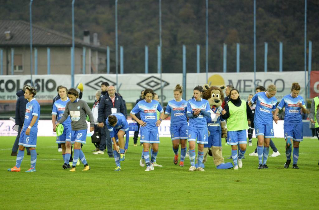 Brescia CF — Montpellier