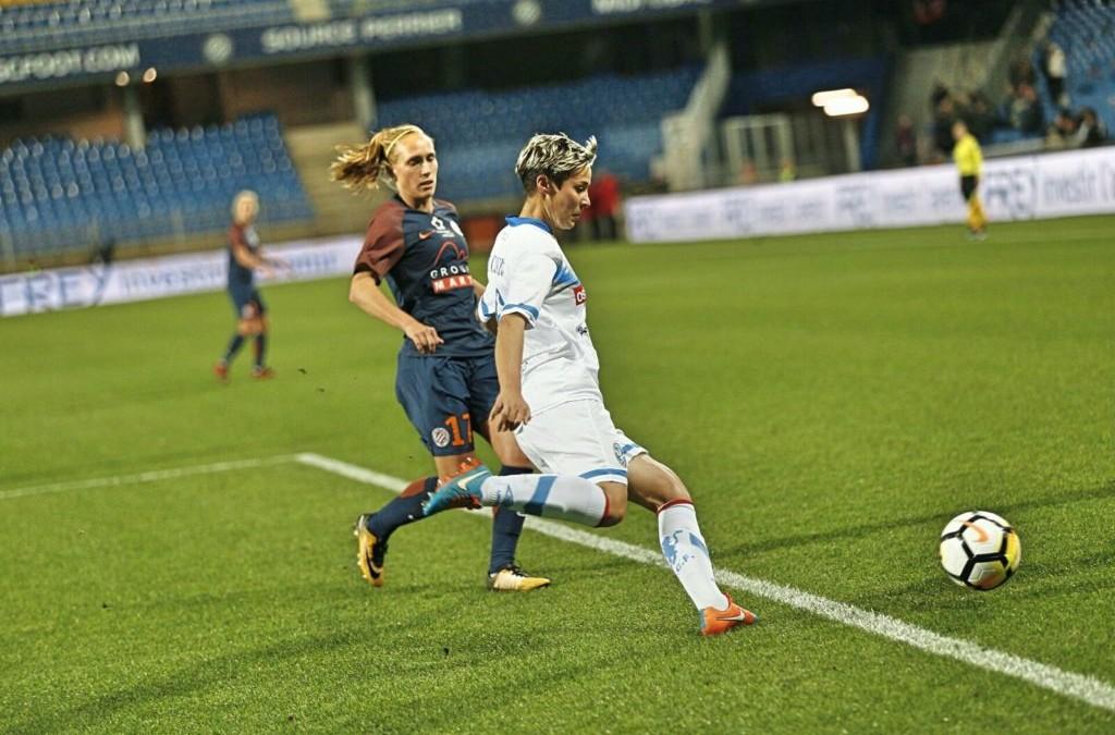 Ottavi di Champions, il Brescia CF crolla a Montpellier