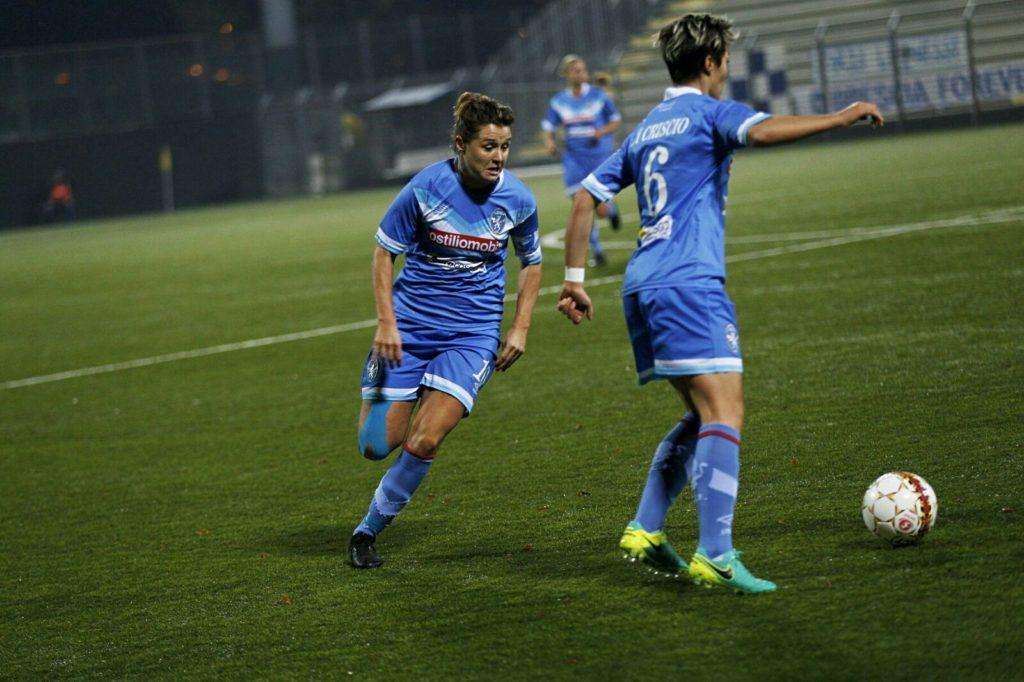 Il Brescia CF espugna l'Olivieri: 3-1 delle leonesse sul Valpolicella!