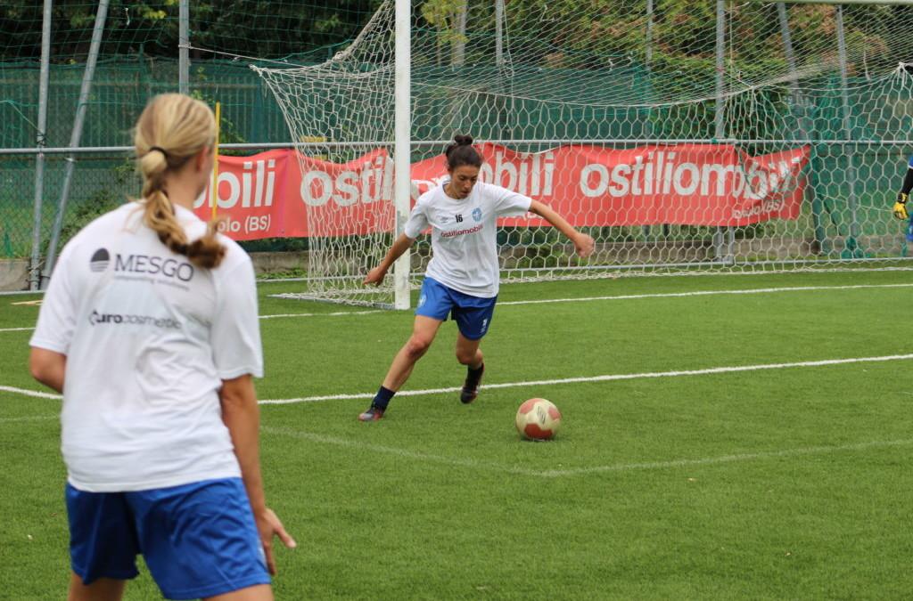Fiorentina Women's-Brescia CF, le convocate di mister Piovani