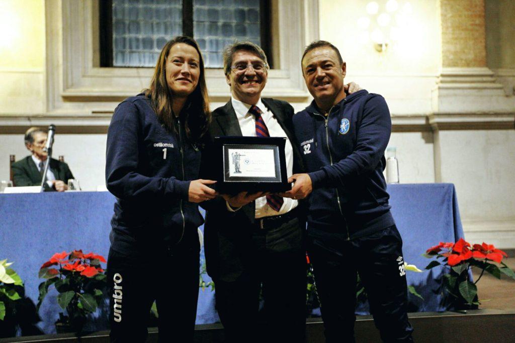 Leonesse premiate in Loggia. Coppa Italia, ufficiale il rinvio con le Azalee