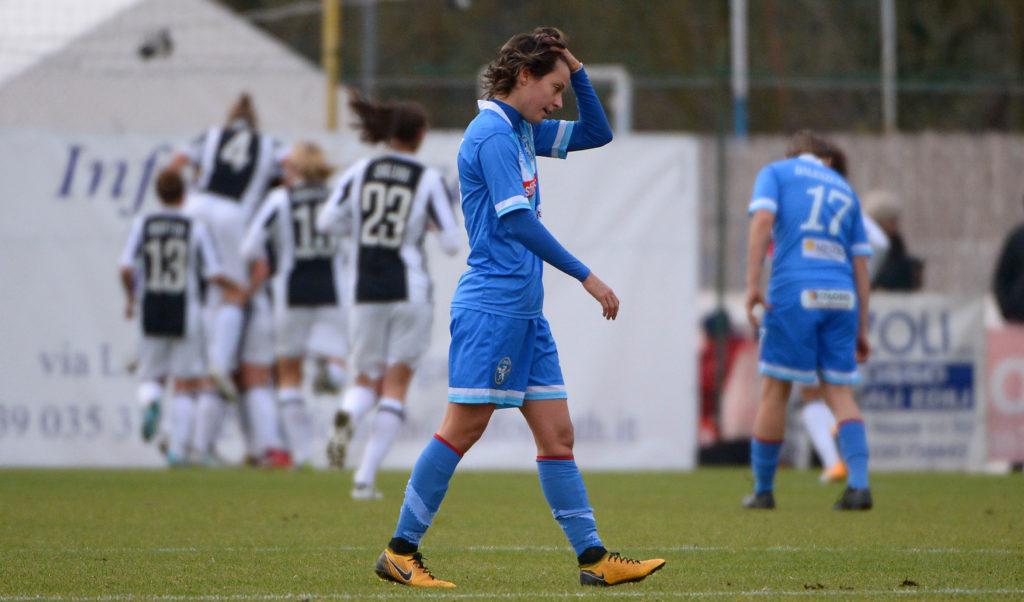 Brescia CF irriconoscibile, la Juve trionfa al Club Azzurri