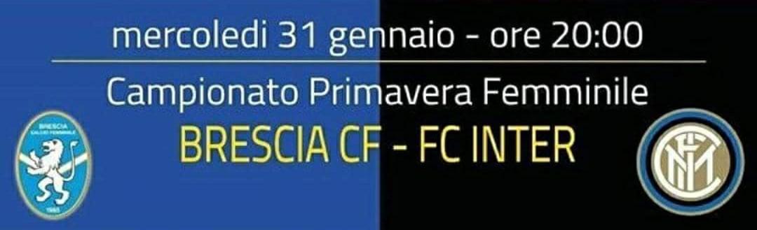 Lavoro al De Paoli. Primavera: stasera a Chiari big match BCF-Inter