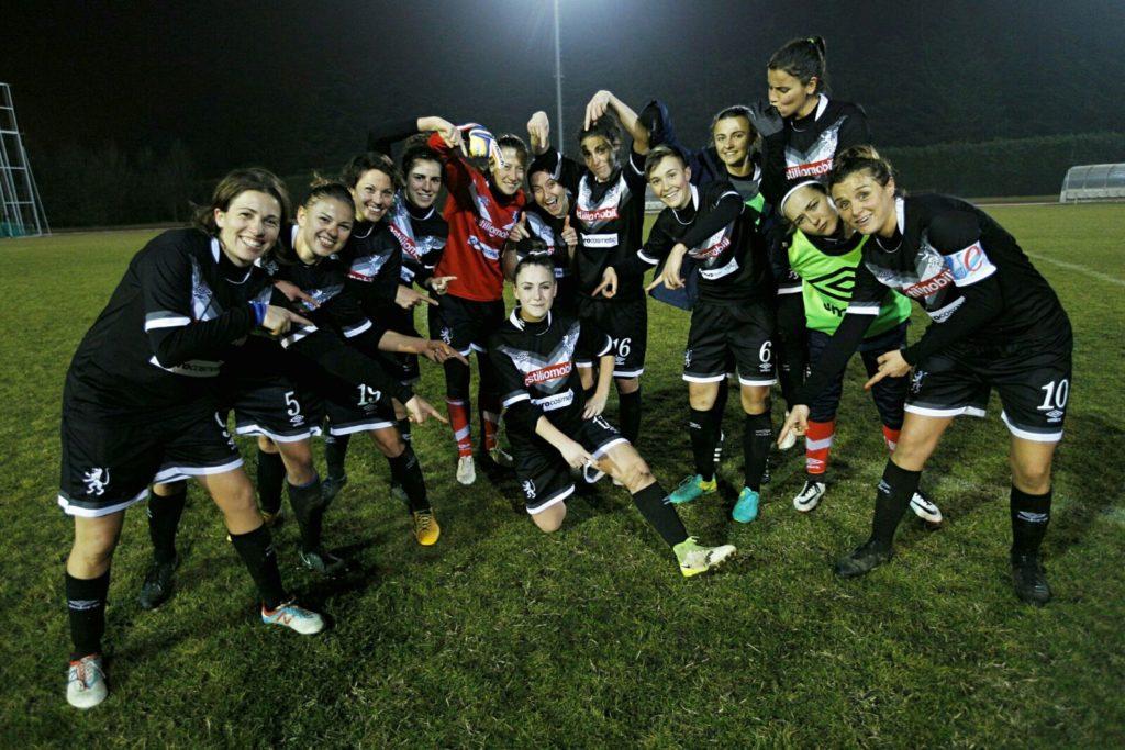 Coppa Italia, le leonesse battono 7-0 le Azalee