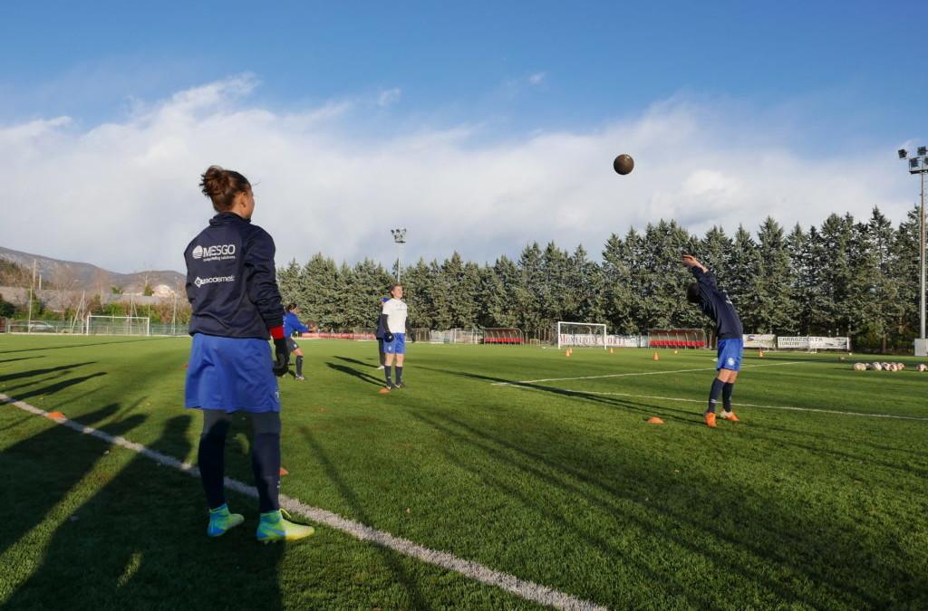 Brescia CF a ranghi ridotti, in attesa del rientro delle nazionali