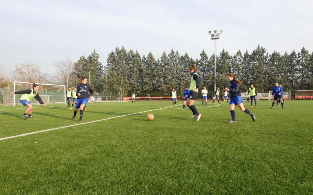 """Al Club Azzurri il """"derby del Garda"""": è l'ora di Brescia CF-Verona Women"""