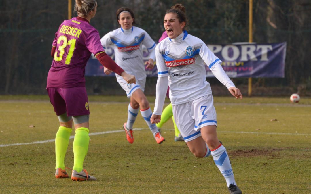 Le zanne delle leonesse sul derby del Garda: Verona domato 3-0