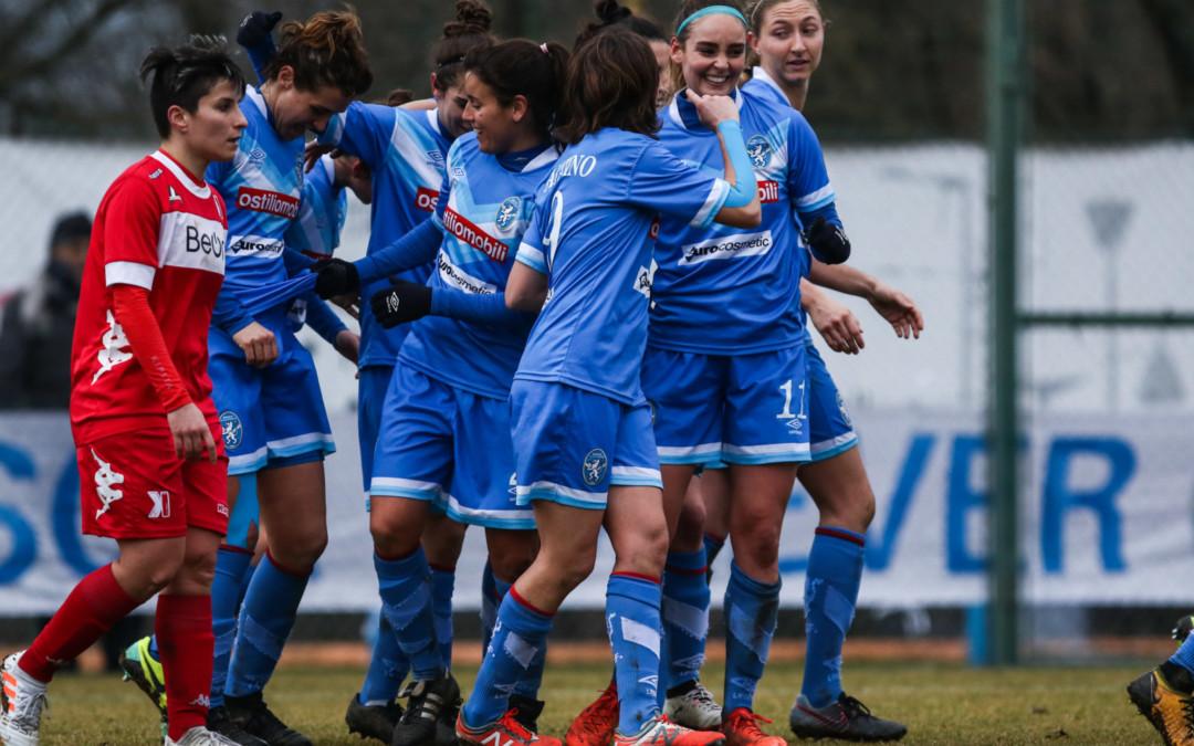 Brescia CF — Pink Bari