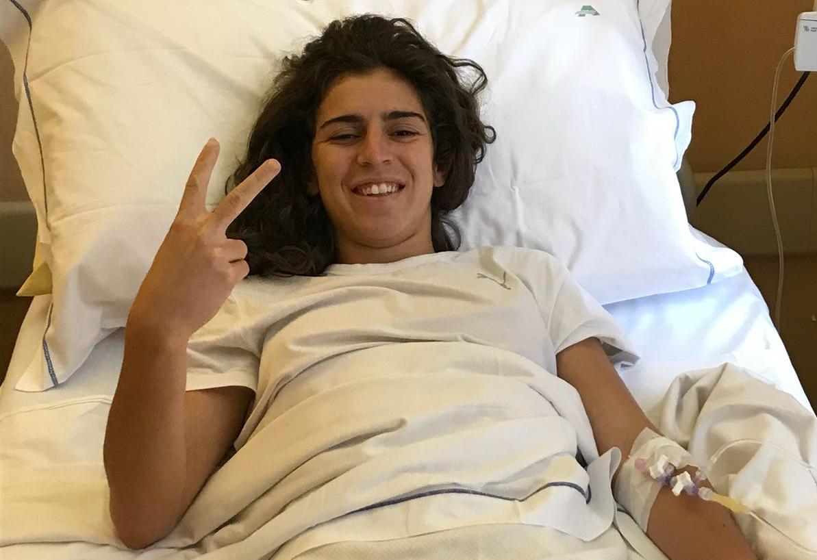 Bergamaschi intervento ok, Di Criscio e Daleszczyk distorsioni al ginocchio