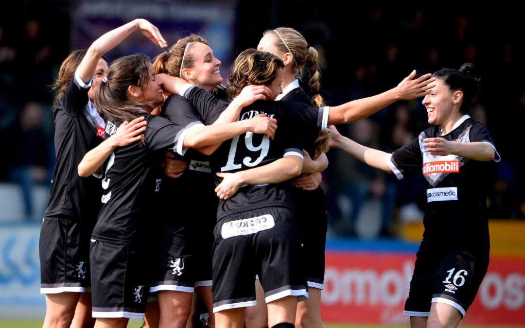 Leonesse rabbiose: 4-2 al Chievo e mirino sulla Juventus