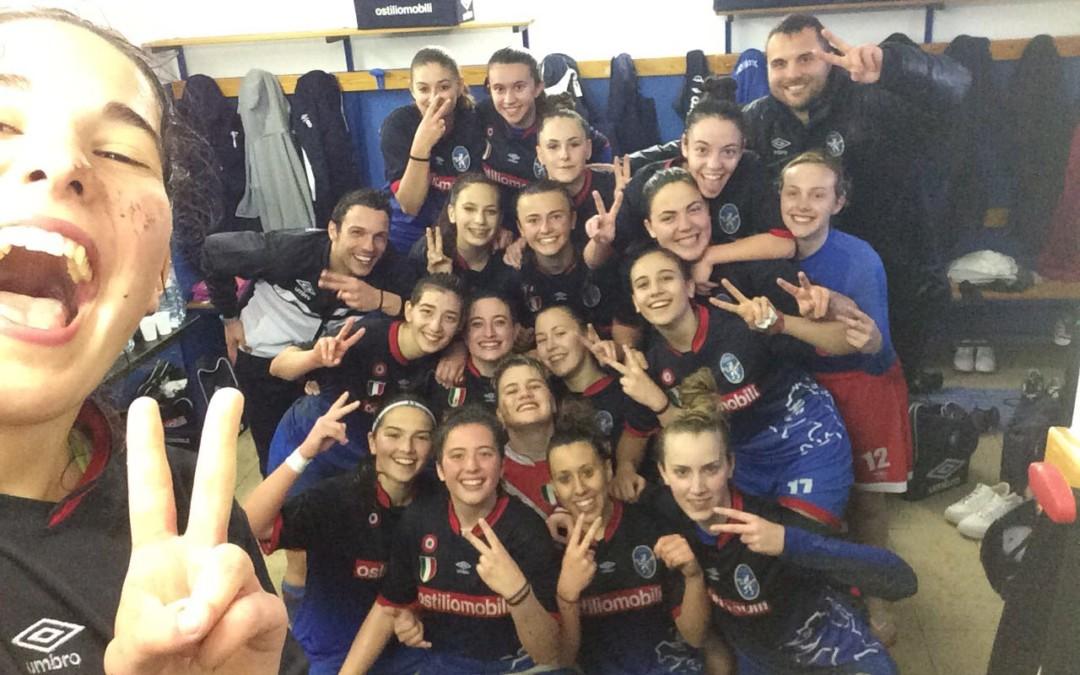 Primavera Brescia Calcio Femminile: Mozzanica domato 2-0 nel derby