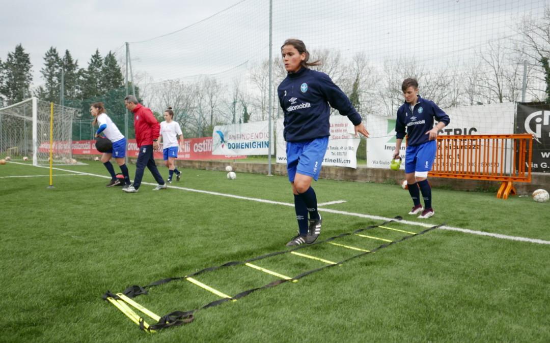 Rientrate anche le azzurre, nel mirino c'è solo Juventus W.-Brescia CF