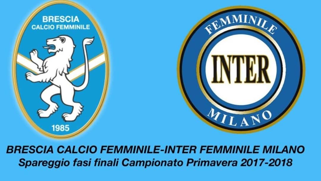 E' l'ora della verità per la Primavera del Brescia Calcio Femminile
