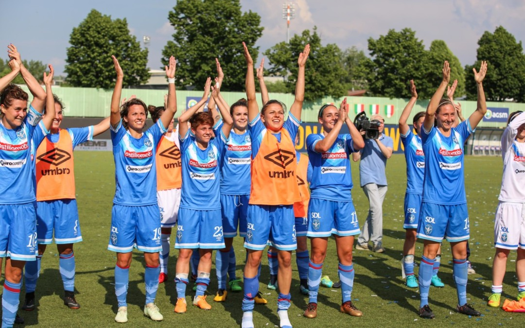 Goleada BCF a Verona, sarà spareggio con la Juve per il tricolore