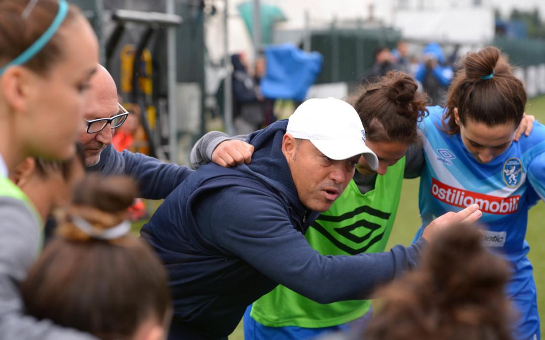 """Semifinale Coppa Italia, Piovani: """"Tiriamo fuori tutto ciò che abbiamo"""""""