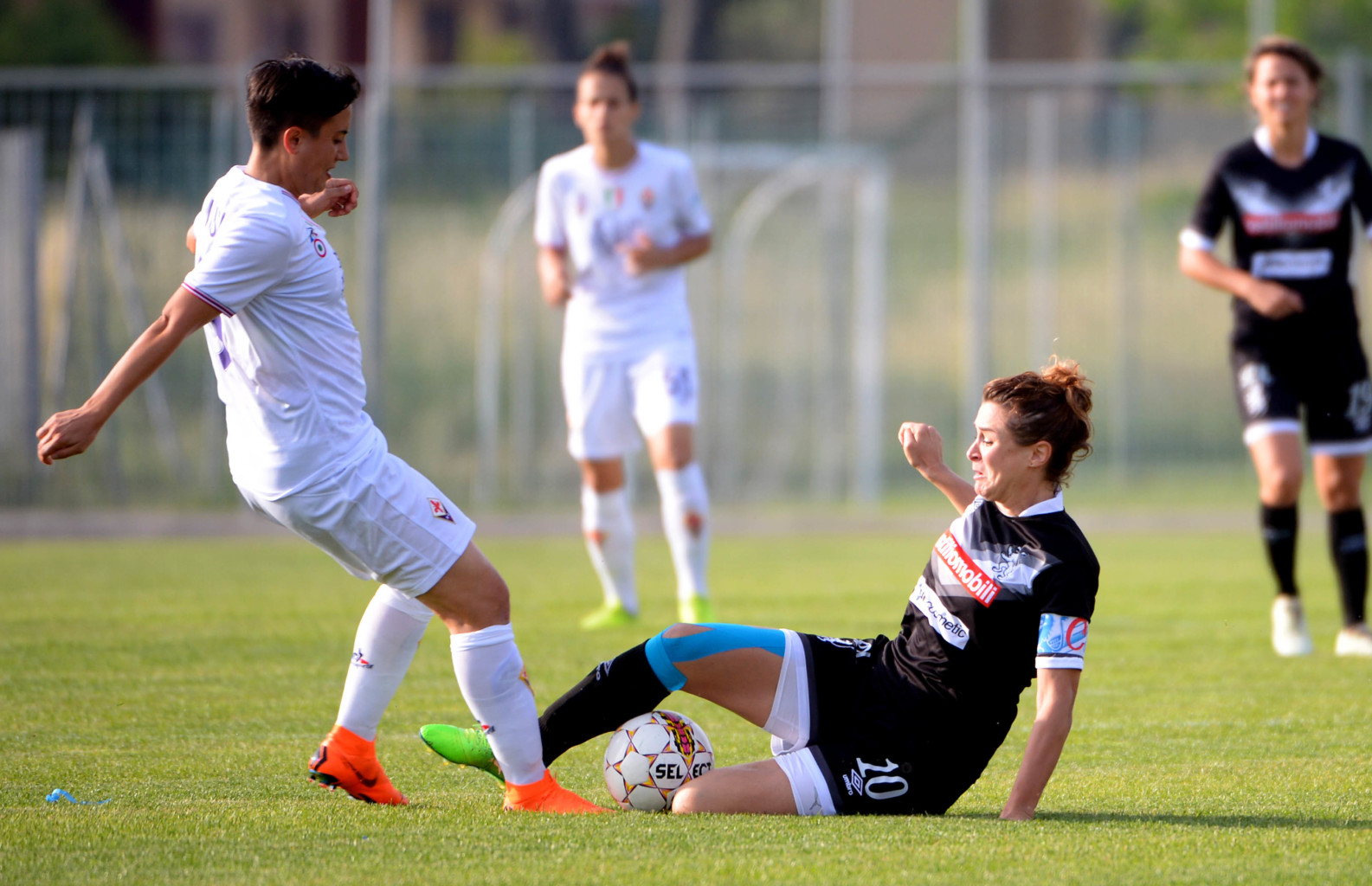 Tornado Fiorentina nel primo tempo, la Coppa Italia è viola