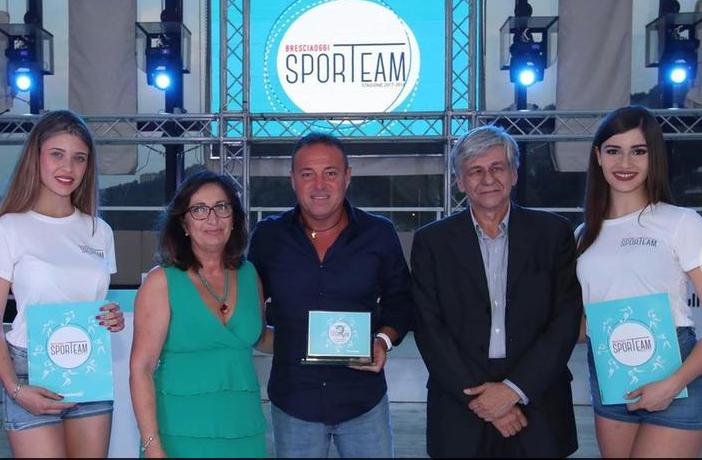 SPORT TEAM AWARDS: IL BRESCIA CALCIO FEMMINILE SUL PODIO