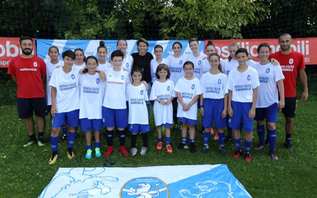 BCF CAMP di Brescia: tra allenamenti, piscina e sorprese