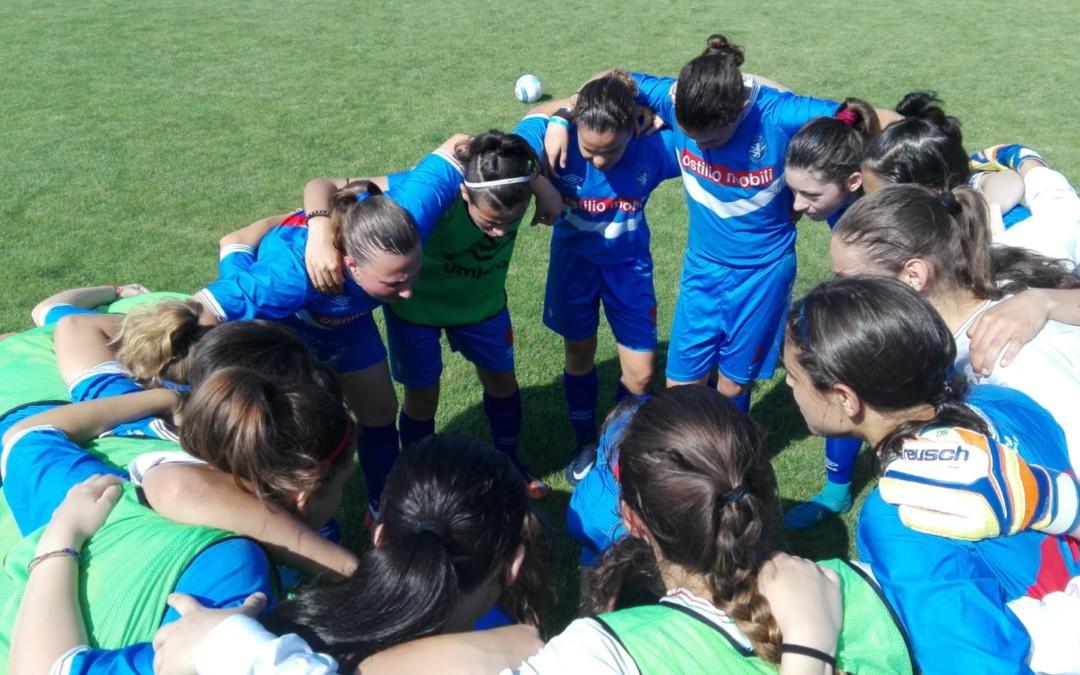 Giovanissime, a Pordenone sfuma il sogno delle finali nazionali