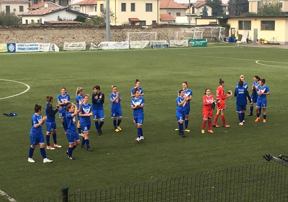 Brescia, sei gol per ripartire