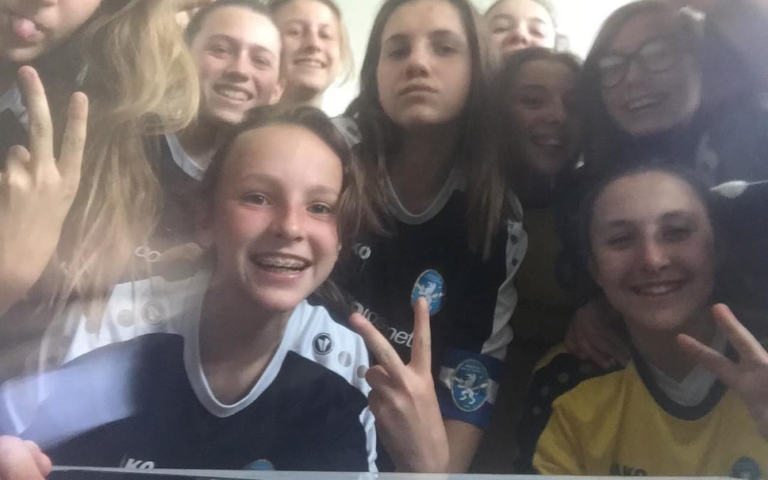 """Giovanissime ancora super: secondo posto alla """"Woman Football Cup"""""""