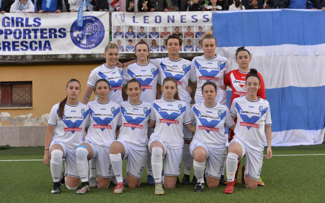 Le Leonesse chiudono la stagione con altri 11 gol