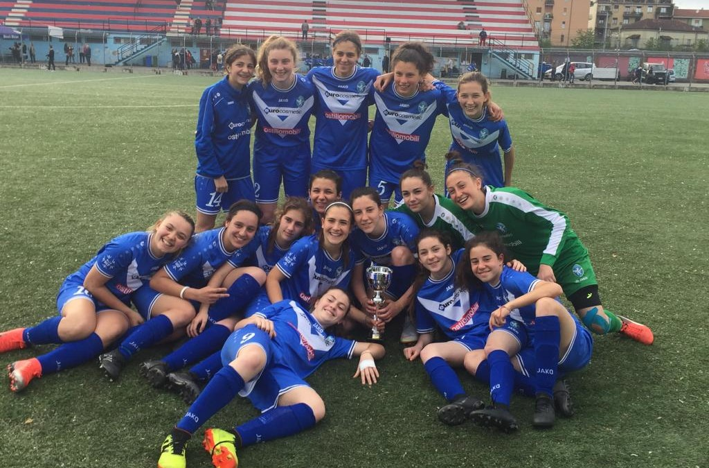 Leonessine: Allieve seconde alla Fiammamonza Cup