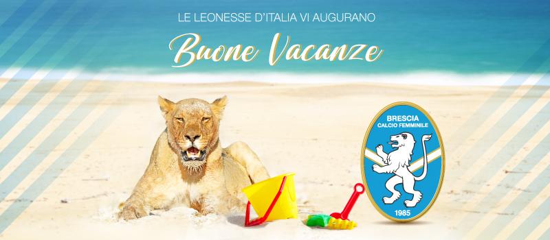 Il BCF augura a tutti buone vacanze estive