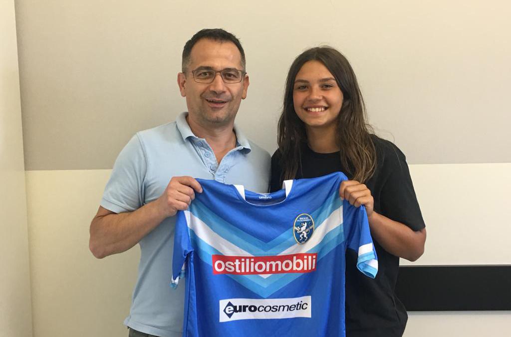 Il BCF riaccoglie in famiglia Michela Verzeletti