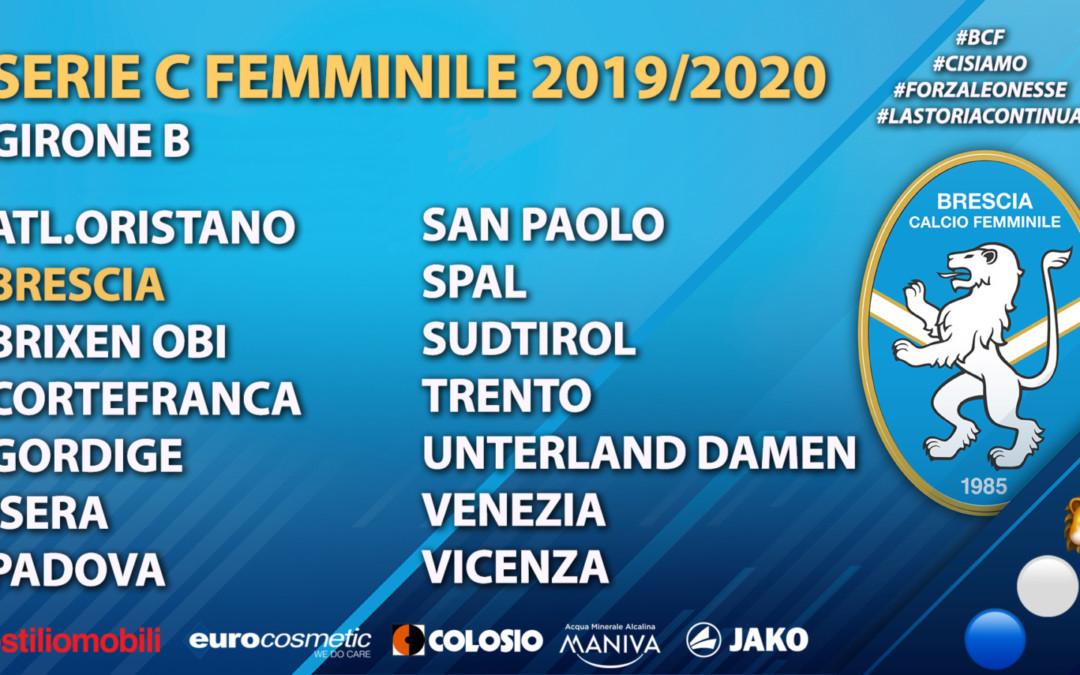 Serie C femminile: il BCF inserito nel girone B