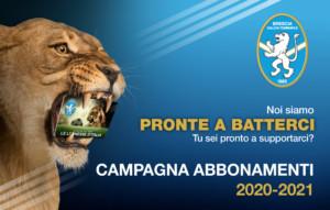 Abbonamento BCF 2020/2021
