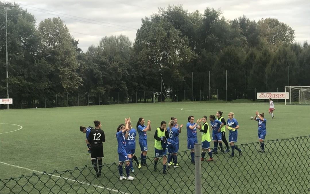 L'esordio delle Leonesse è vincente: 2-0 a Padova