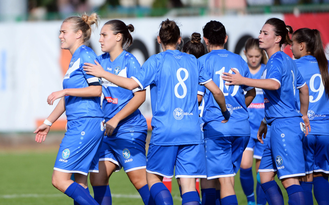 Leonesse in goleada: 14 gol all'Oristano