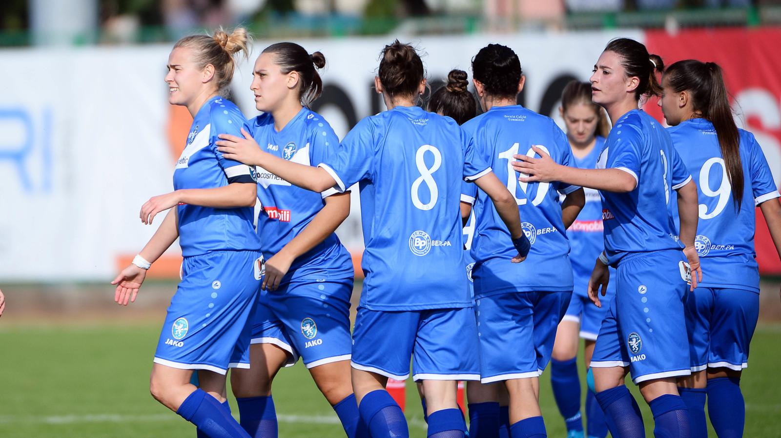 Leonesse in goleada: 14 gol all'Oristano