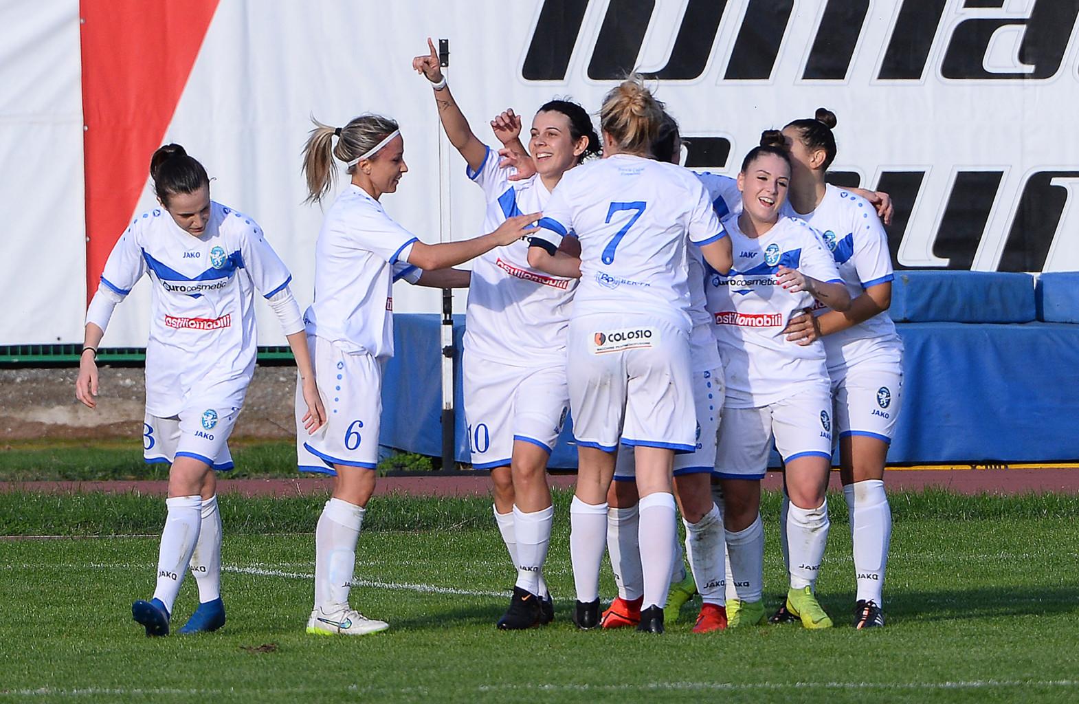 Super Leonesse nel derby: 3-0 al Corte Franca