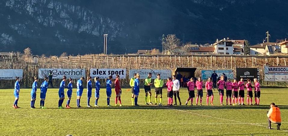 L'Unterland si prende la rivincita: Leonesse ko 1-0