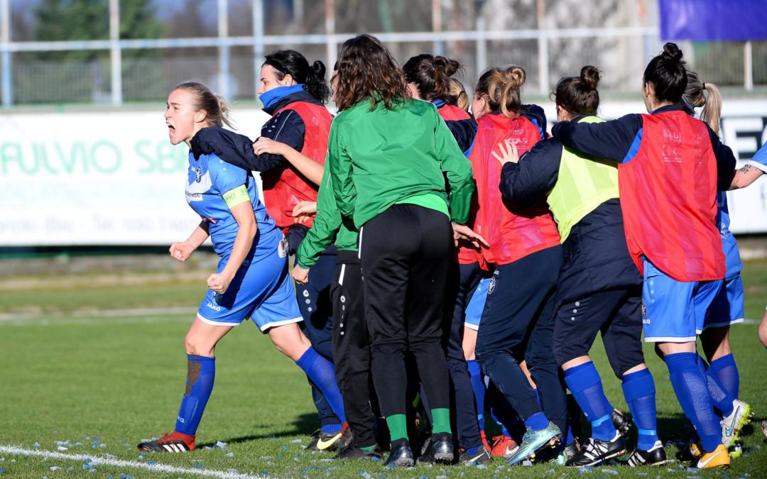 Il palo ferma ancora le Leonesse: col Vicenza è 1-1