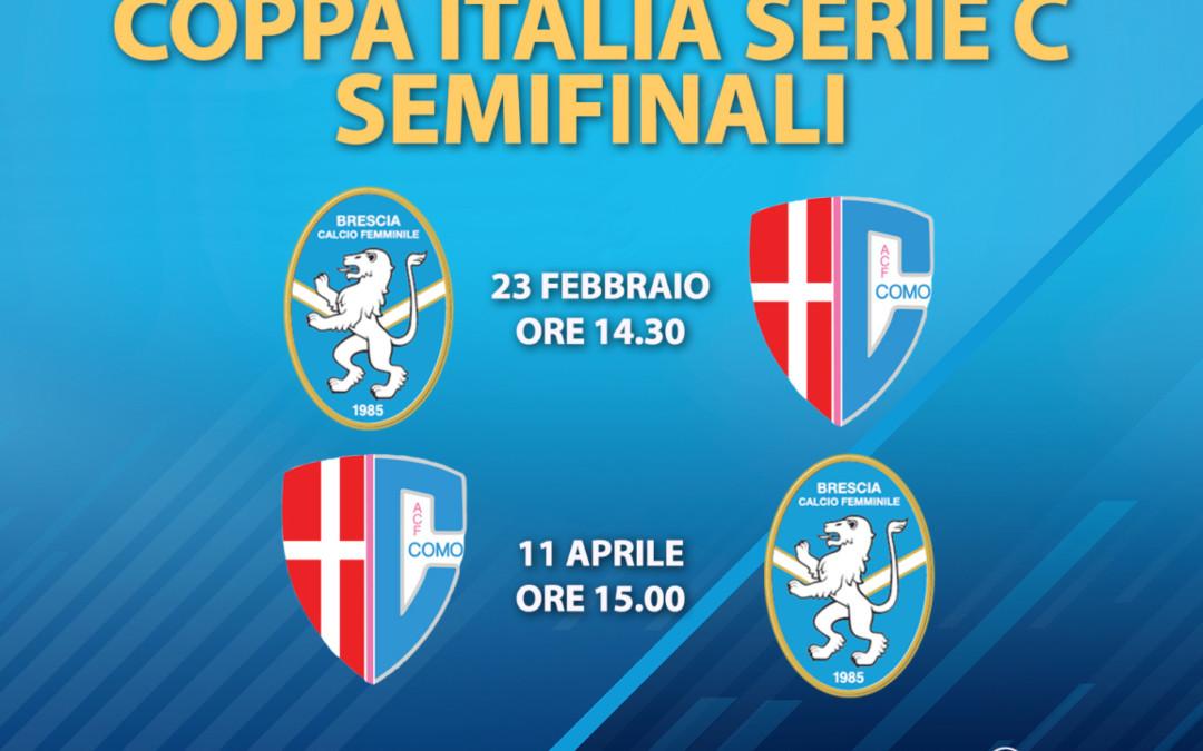 Coppa Italia, il sorteggio della semifinale