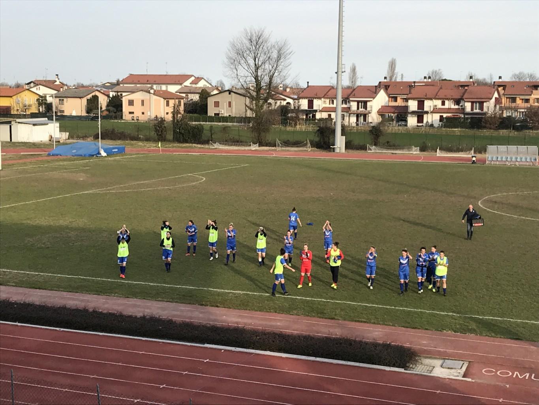 Brescia corsaro a Venezia: vetta a -3