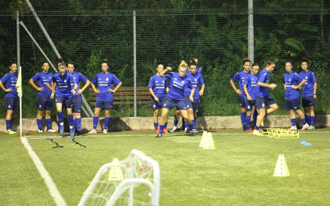 Ancora Vicenza per l'inizio della Serie B femminile