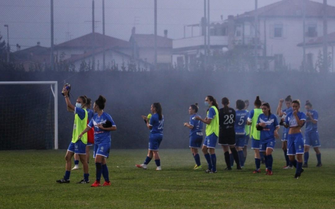 A Vicenza è 1-1: le Leonesse avanzano in Coppa Italia